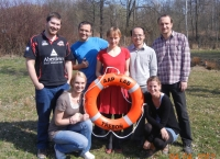 Lab team photo 2012